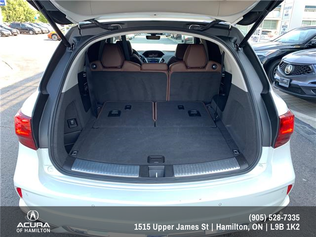 2017 Acura MDX Elite Package (Stk: 1704291) in Hamilton - Image 23 of 32