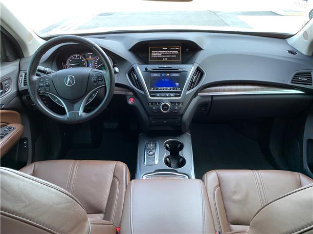2017 Acura MDX Elite Package (Stk: 1704291) in Hamilton - Image 8 of 32