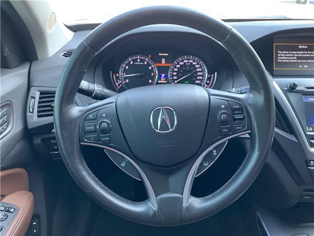 2017 Acura MDX Elite Package (Stk: 1704291) in Hamilton - Image 11 of 32