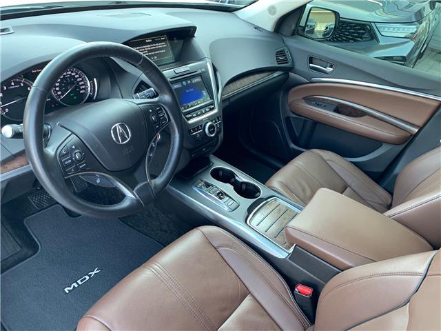 2017 Acura MDX Elite Package (Stk: 1704291) in Hamilton - Image 14 of 32