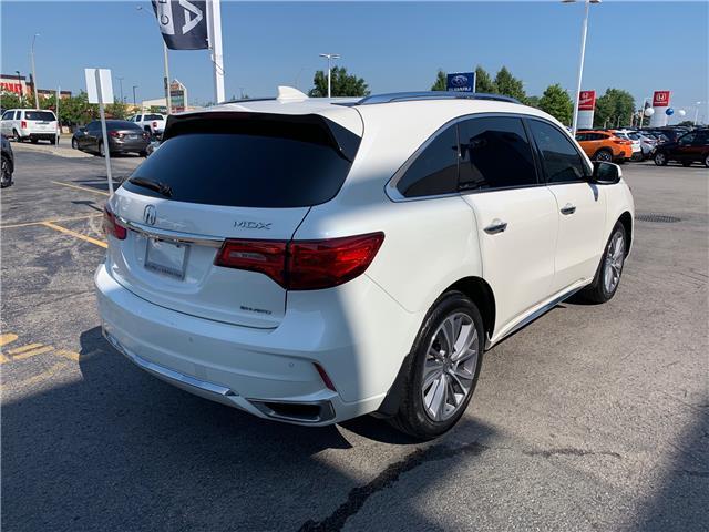 2017 Acura MDX Elite Package (Stk: 1704291) in Hamilton - Image 30 of 32