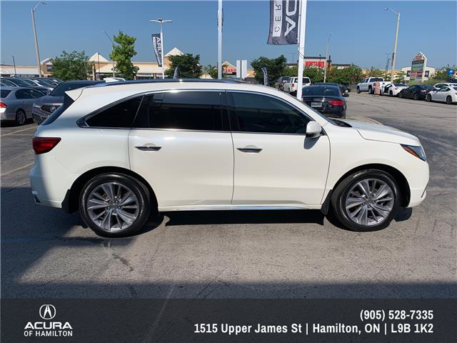 2017 Acura MDX Elite Package (Stk: 1704291) in Hamilton - Image 2 of 32