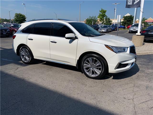 2017 Acura MDX Elite Package (Stk: 1704291) in Hamilton - Image 4 of 32