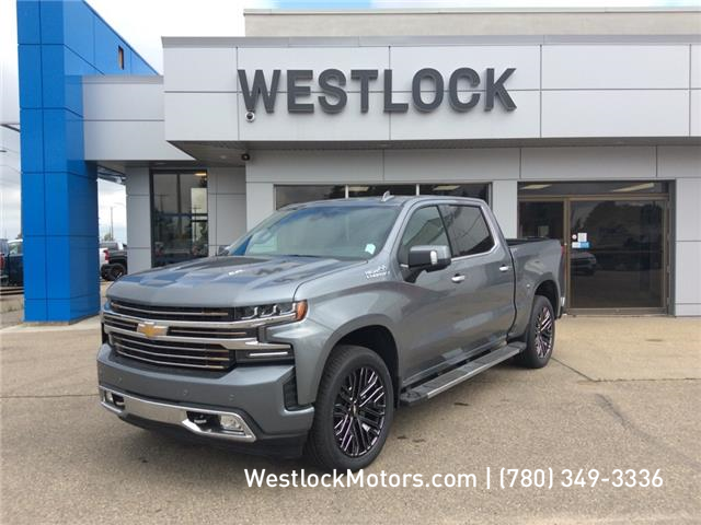 2019 Chevrolet Silverado 1500 High Country (Stk: 19T232) in Westlock - Image 1 of 23