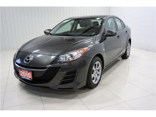 2010 Mazda Mazda3 GS (Stk: H19054A) in Sault Ste. Marie - Image 1 of 21