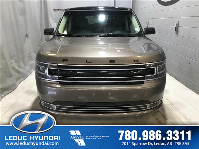 2019 Ford Flex Limited (Stk: PS0179) in Leduc - Image 1 of 9