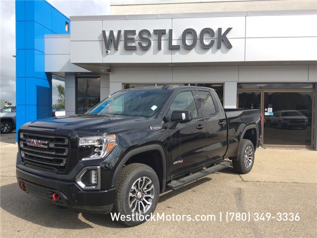 2019 GMC Sierra 1500 AT4 (Stk: 19T150) in Westlock - Image 1 of 18