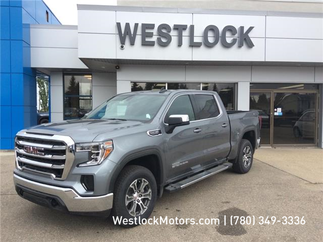 2019 GMC Sierra 1500 SLE (Stk: 19T143) in Westlock - Image 1 of 14