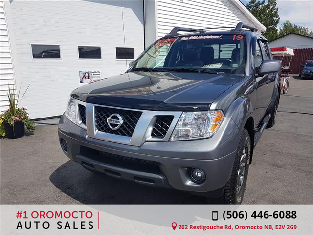 2019 Nissan Frontier PRO-4X (Stk: 665) in Oromocto - Image 2 of 19