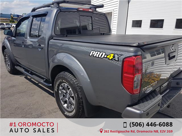 2019 Nissan Frontier PRO-4X (Stk: 665) in Oromocto - Image 3 of 19