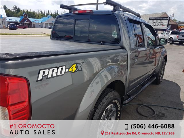 2019 Nissan Frontier PRO-4X (Stk: 665) in Oromocto - Image 6 of 19