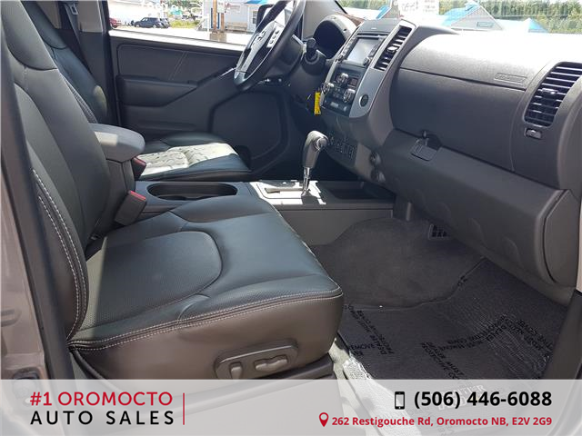 2019 Nissan Frontier PRO-4X (Stk: 665) in Oromocto - Image 9 of 19