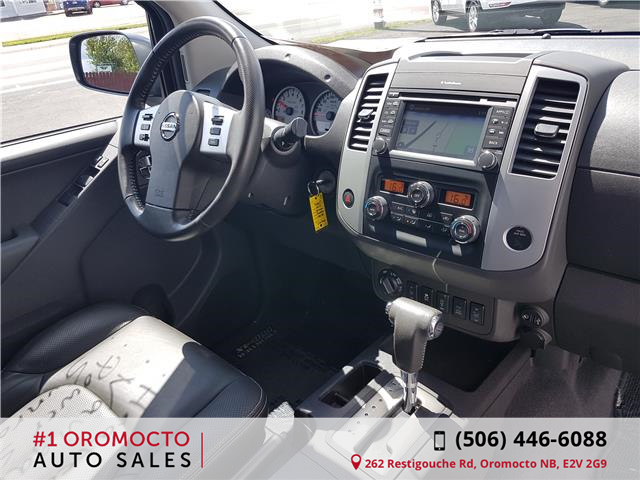 2019 Nissan Frontier PRO-4X (Stk: 665) in Oromocto - Image 10 of 19