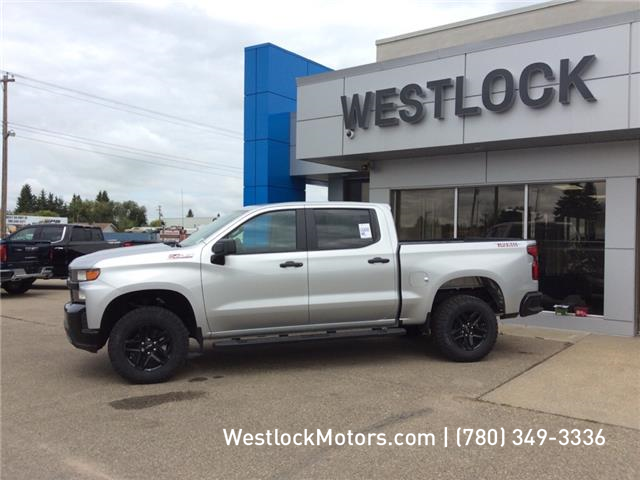 2019 Chevrolet Silverado 1500 Silverado Custom Trail Boss (Stk: 19T163) in Westlock - Image 2 of 14