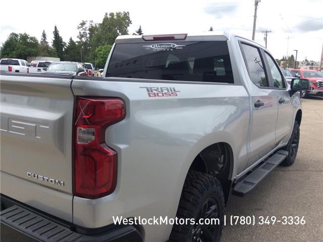 2019 Chevrolet Silverado 1500 Silverado Custom Trail Boss (Stk: 19T163) in Westlock - Image 5 of 14
