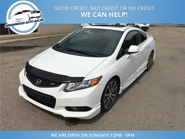 2012 Honda Civic Si (Stk: 12-01454) in Greenwood - Image 2 of 15