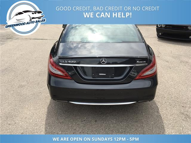 2016 Mercedes-Benz CLS-Class Base (Stk: 16-70826) in Greenwood - Image 7 of 22