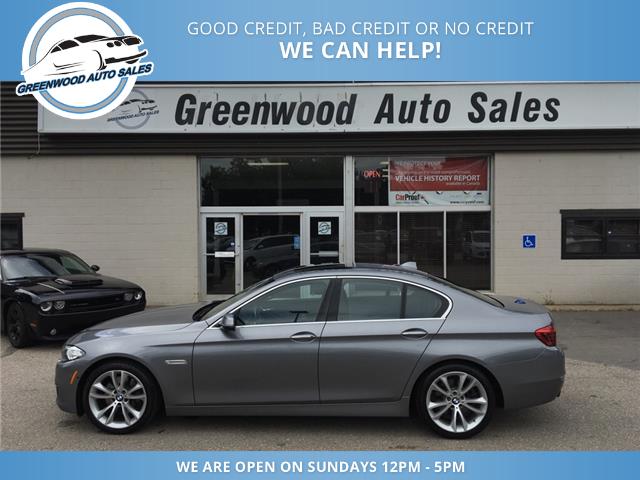 2014 BMW 535i xDrive (Stk: 14-37518) in Greenwood - Image 1 of 20