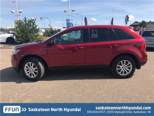 2014 Ford Edge SEL (Stk: B7295A) in Saskatoon - Image 2 of 30