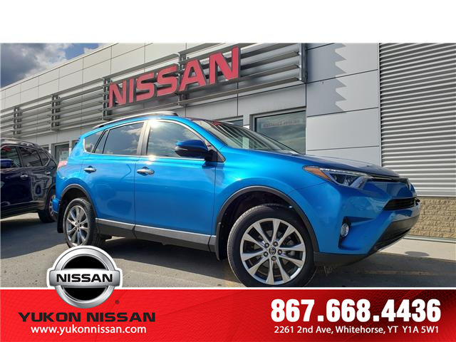 2016 Toyota RAV4 Limited (Stk: 9F4434A) in Whitehorse - Image 1 of 11
