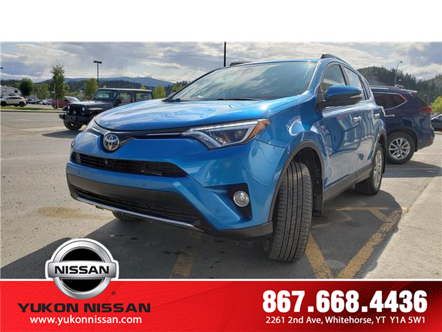 2016 Toyota RAV4 Limited (Stk: 9F4434A) in Whitehorse - Image 2 of 11