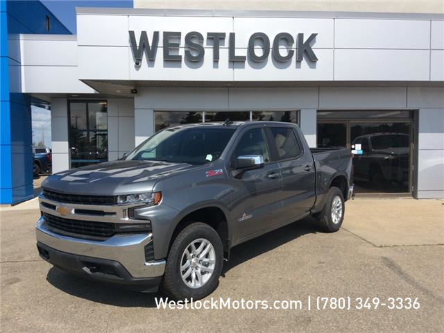 2019 Chevrolet Silverado 1500 LT (Stk: 19T142) in Westlock - Image 1 of 14