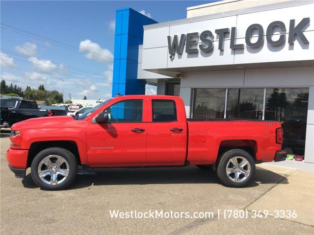 2019 Chevrolet Silverado 1500 LD Silverado Custom (Stk: 19T229) in Westlock - Image 2 of 14