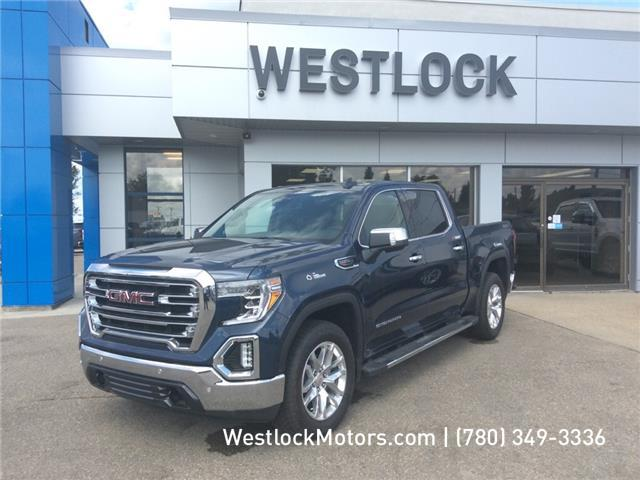 2019 GMC Sierra 1500 SLT (Stk: 19T85) in Westlock - Image 1 of 14