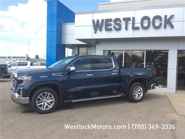 2019 GMC Sierra 1500 SLT (Stk: 19T85) in Westlock - Image 2 of 14