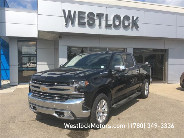 2019 Chevrolet Silverado 1500 LTZ (Stk: 19T189) in Westlock - Image 1 of 16