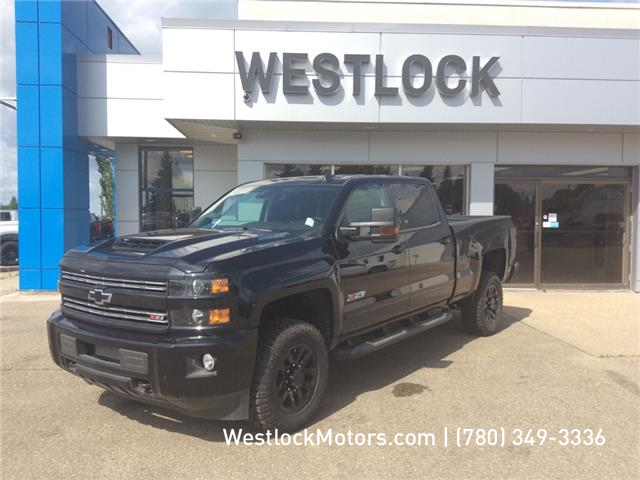 2019 Chevrolet Silverado 2500HD LTZ (Stk: 19T124) in Westlock - Image 1 of 14