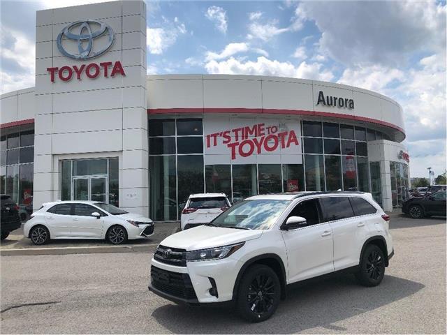 2019 Toyota Highlander XLE (Stk: 30786) in Aurora - Image 1 of 15