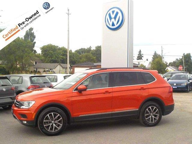 2018 Volkswagen Tiguan Comfortline (Stk: V0471) in Sault Ste. Marie - Image 1 of 24