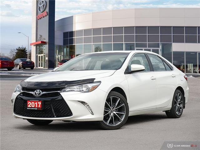 2017 Toyota Camry XSE (Stk: A219794) in London - Image 1 of 27