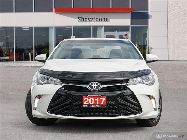 2017 Toyota Camry XSE (Stk: A219794) in London - Image 2 of 27
