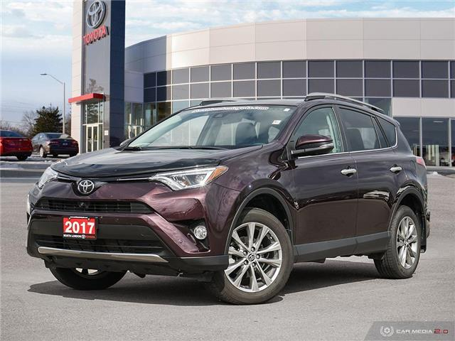 2017 Toyota RAV4 Limited (Stk: A219796) in London - Image 1 of 27