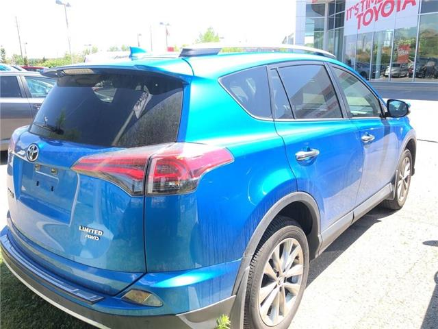 2016 Toyota RAV4 LTD (Stk: 311121) in Aurora - Image 2 of 10