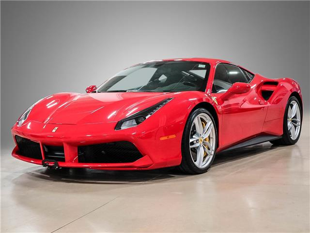 2018 Ferrari 488 GTB Base (Stk: U4347) in Vaughan - Image 1 of 20