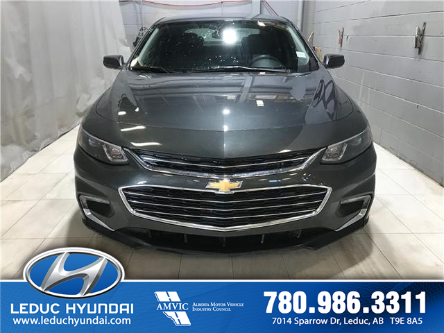 2018 Chevrolet Malibu LT (Stk: PS0182) in Leduc - Image 1 of 8