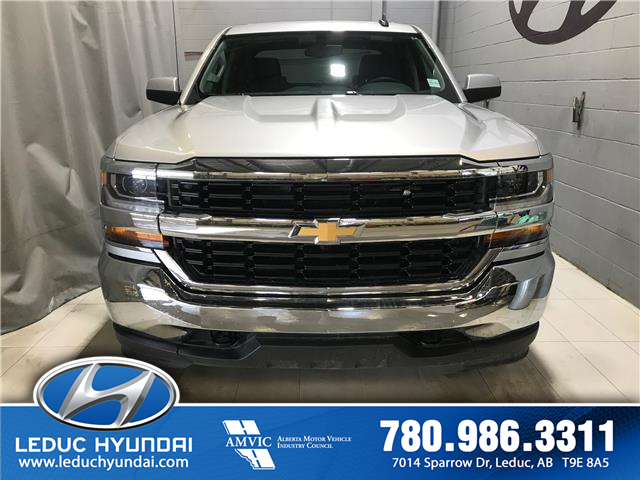 2018 Chevrolet Silverado 1500 1LT (Stk: PS0180) in Leduc - Image 1 of 7