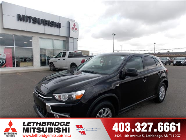 2018 Mitsubishi RVR SE (Stk: 9R603100A) in Lethbridge - Image 1 of 12