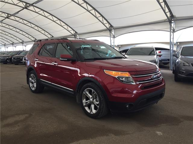 2014 Ford Explorer Limited (Stk: 177162) in AIRDRIE - Image 1 of 30