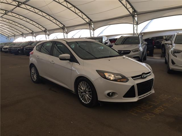 2014 Ford Focus Titanium (Stk: 177467) in AIRDRIE - Image 1 of 21