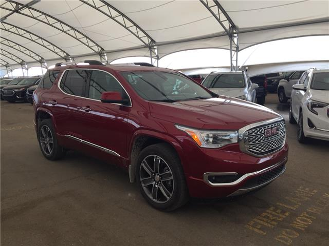 2019 GMC Acadia Denali (Stk: 177253) in AIRDRIE - Image 1 of 31