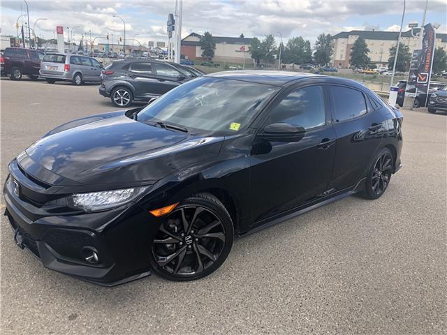 2017 Honda Civic Sport Touring (Stk: 39247C) in Saskatoon - Image 1 of 29