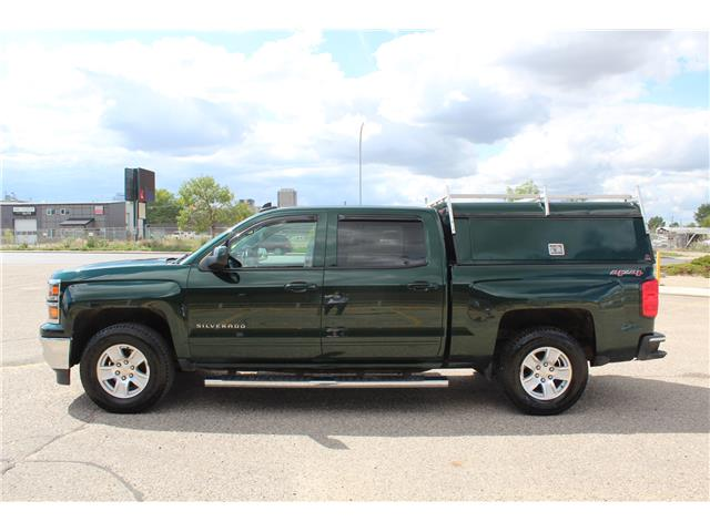 2015 Chevrolet Silverado 1500 1LT (Stk: C2822) in Regina - Image 1 of 24