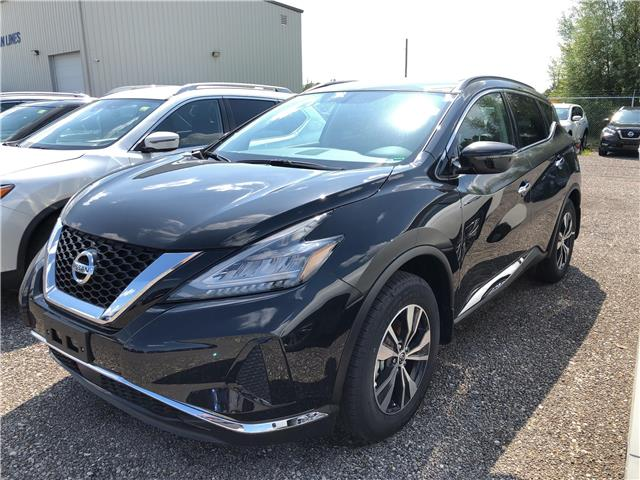2019 Nissan Murano S (Stk: L19029) in London - Image 1 of 5