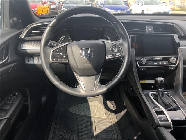 2017 Honda Civic Sport Touring (Stk: 39247C) in Saskatoon - Image 12 of 29