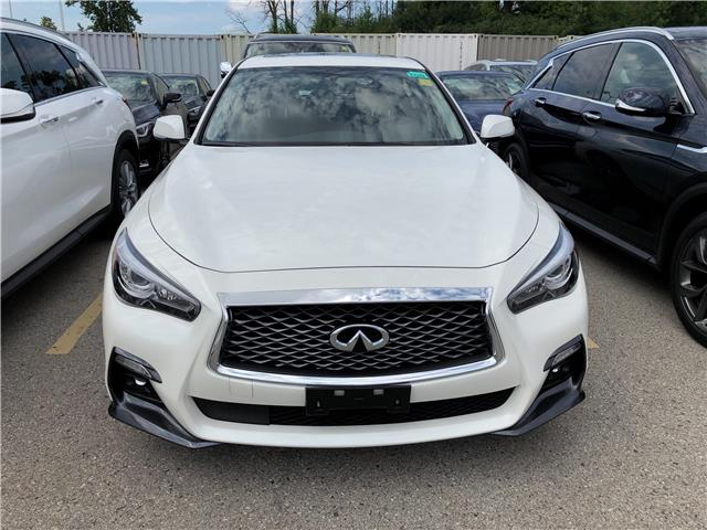 2019 Infiniti Q50 3.0t Signature Edition (Stk: G19046) in London - Image 2 of 5