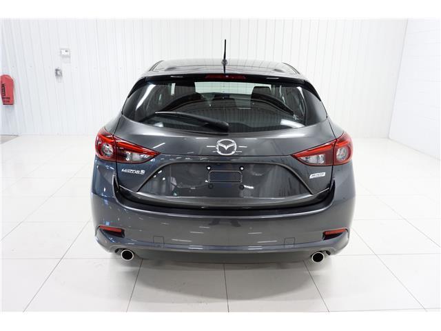 2018 Mazda Mazda3 Sport GS (Stk: M18166) in Sault Ste. Marie - Image 5 of 22